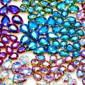 Кристаллы в цапах