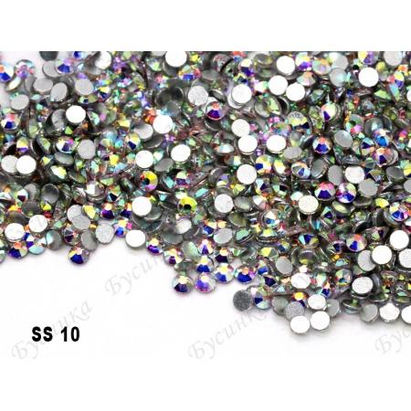 """""""АВ Кристалл"""" 1.3-5мм стразы SWA crystalls без клея ss 10 пачкаModel 1500-16 2 гр."""