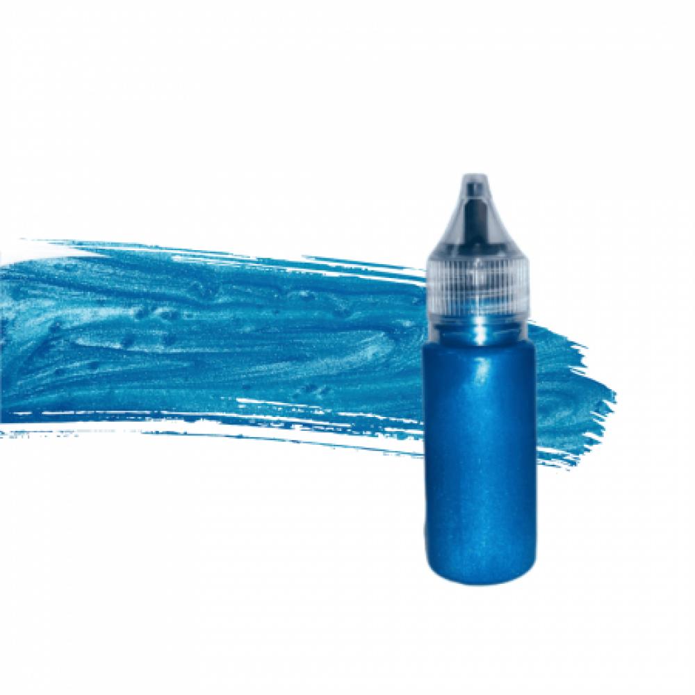 Краситель EpoximaxX Colour для эпоксидной смолы, 15гр., Цвет: Лазурное сияние