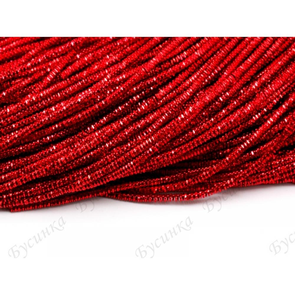 Трунцал квадратный Красный 1,5 мм., 3 гр.