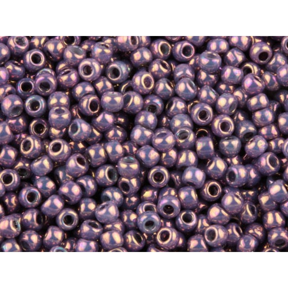 COTOBE Beads Purple Gold Shine (J068) 11/0