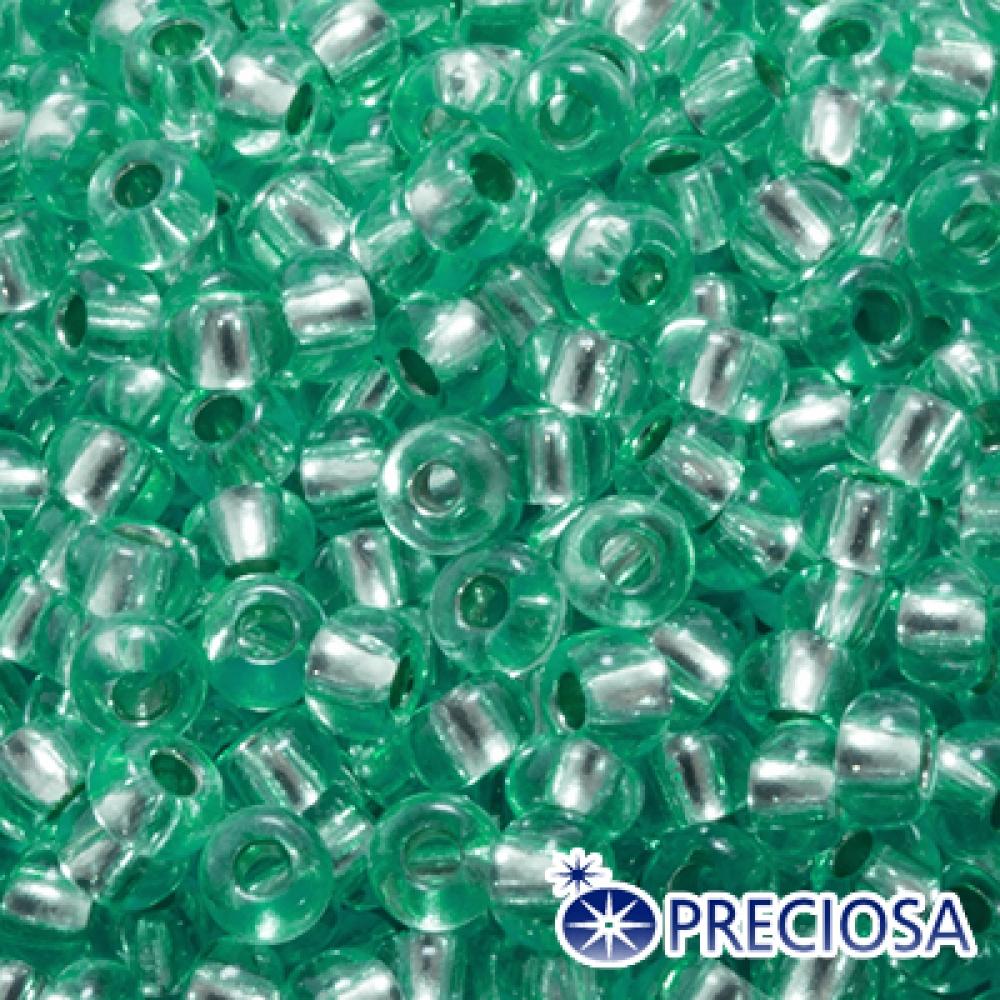 Бисер Preciosa 10/0 цв. 08258, уп 5г, Зеленый