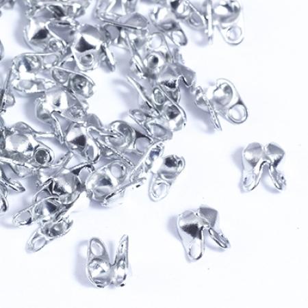 Каллоты из Железа Створки 4х2мм, Платина